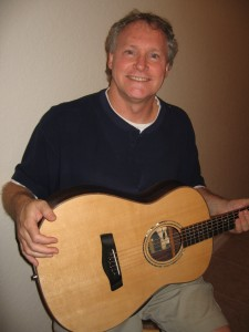 Our Luthier, Mark Routen